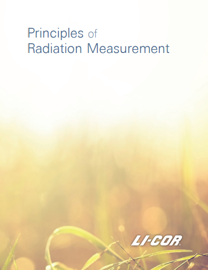 Principles of Radiation Measurement
