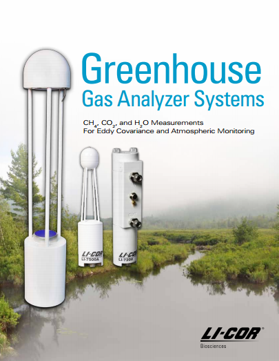 Greenhouse Gas Analyzer Systems