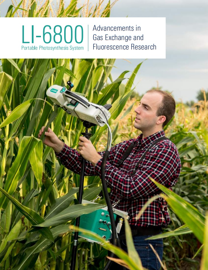 LI-6800 Portable Photosynthesis System Brochure