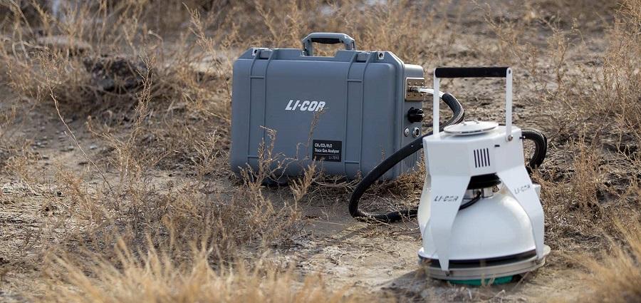 Возможность замены компонентов газоанализаторов LI-7810 и LI-7815 прямо в поле