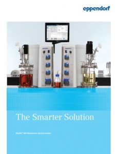 BioFlo 320 Bioprocess control stantion - The Smarter Solution