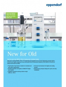 BioFlo 120 - New for Old